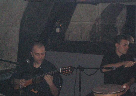 Vittorio Vandelli e Riccardo Spaggiari