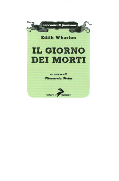 """""""Il giorno dei morti"""" di Edith Wharton"""