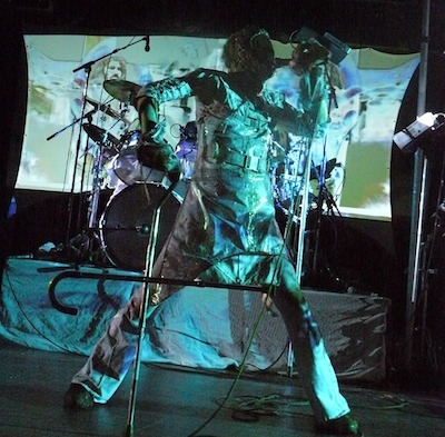 Skinny Puppy London 2010