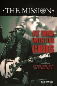 At war with the Gods di Alex Daniele