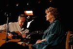 Shirley Collins a Londra