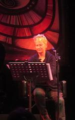 Anne Clark a Mainz
