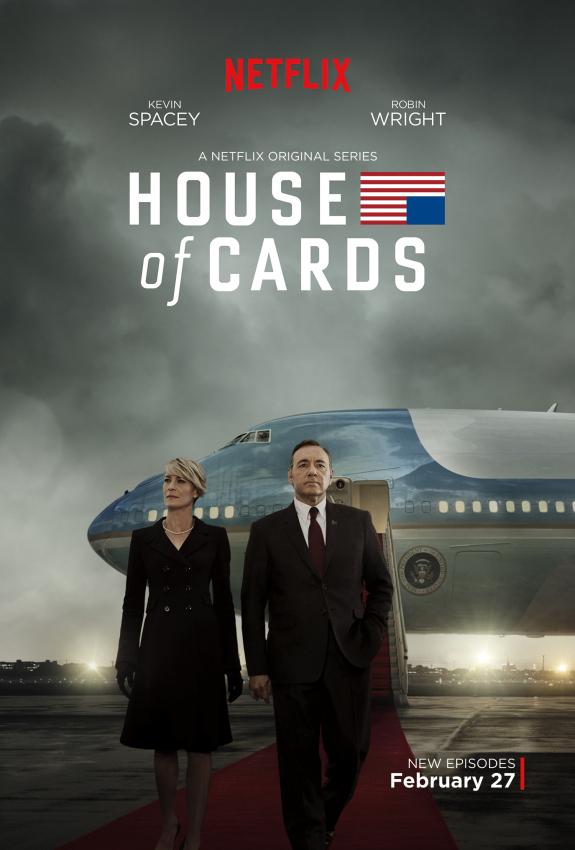 House of Cards - Gli intrighi del potere, Terza Stagione