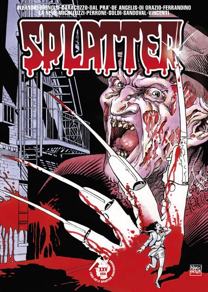 Cover SPLATTER-Cart aperta